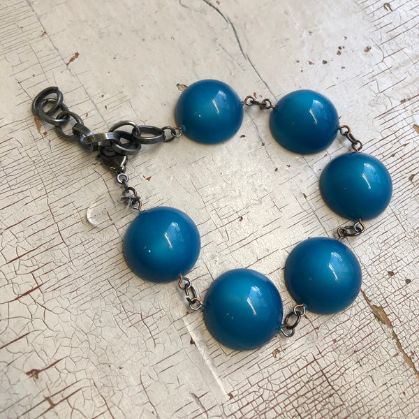 blue moonglow bracelets