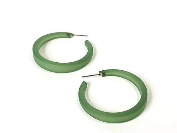 big hoops green
