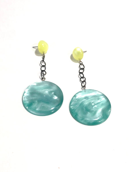 fakelite statement earrings