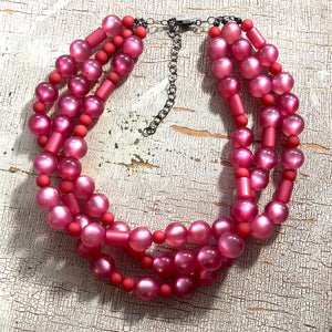 pink moonglow necklace