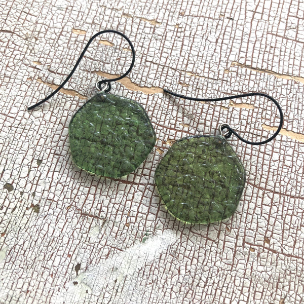olive green jewelry