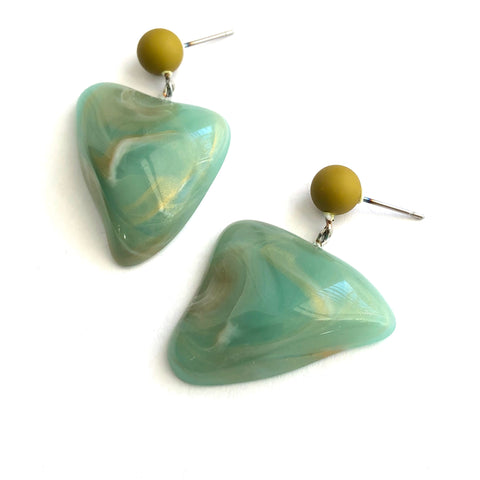 Sage Ahmee Earrings