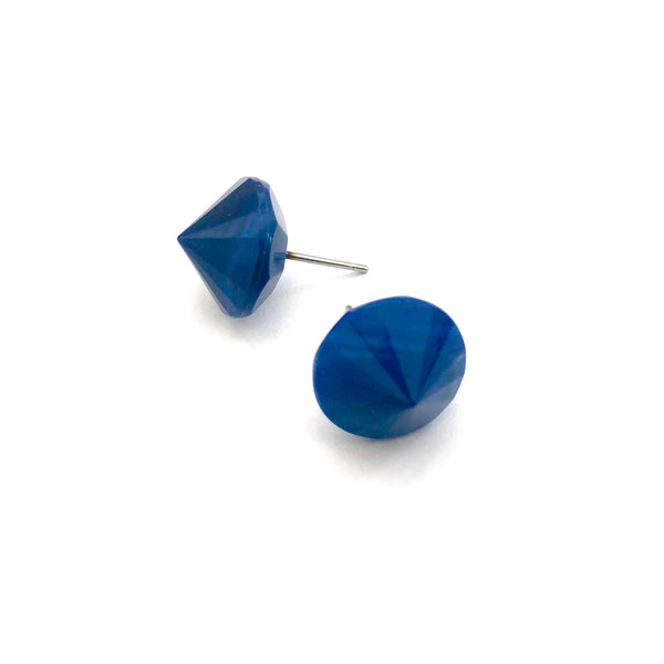 faceted spike studs