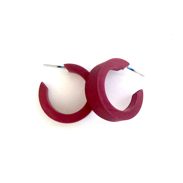 tapered marilyn cranberry