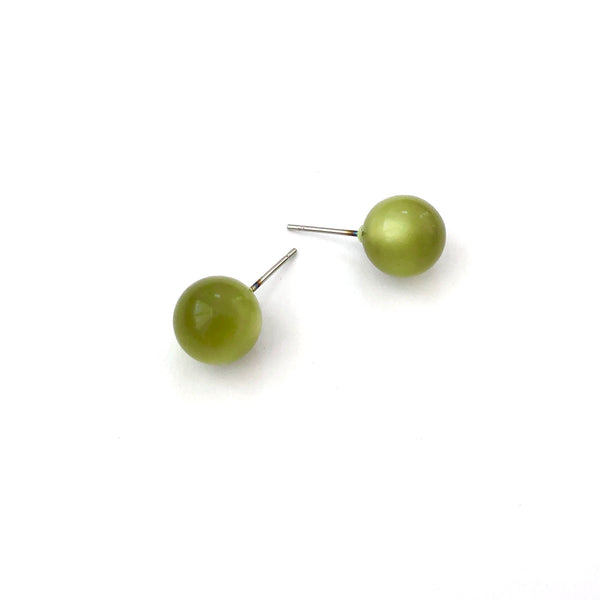 olive green posts