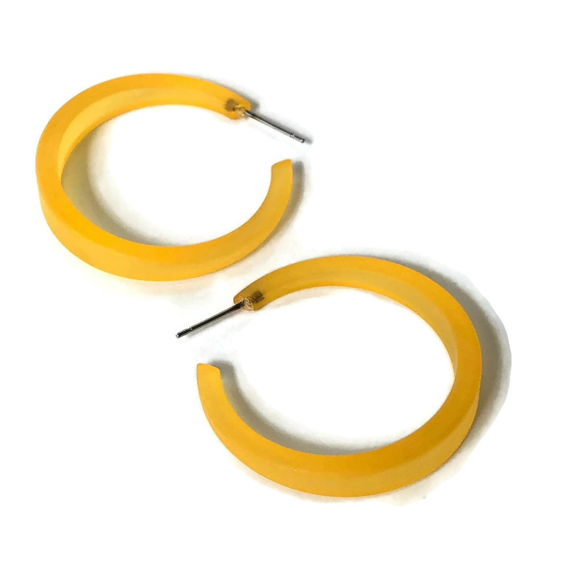 dark yellow hoops