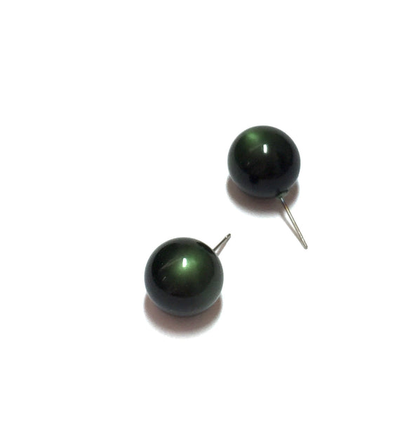 retro moonglow studs