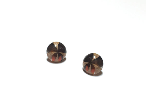 earth tone earrings