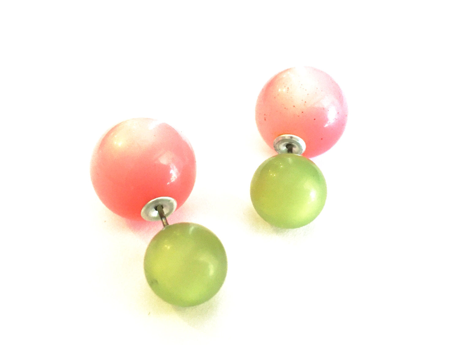 lime 360 earrings