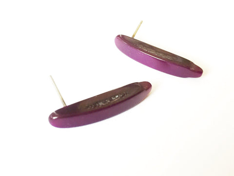 purple moonglow stick studs