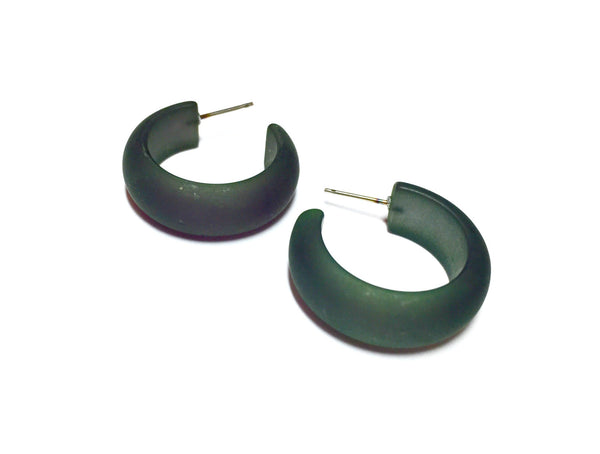 small simple green hoop