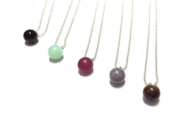 simple necklaces
