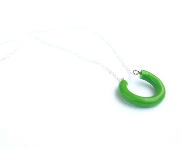 Lucky Necklace Green