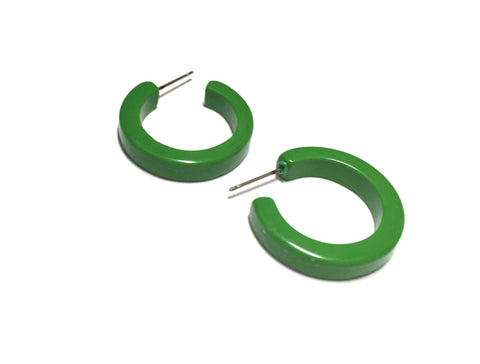 kelly green hoops