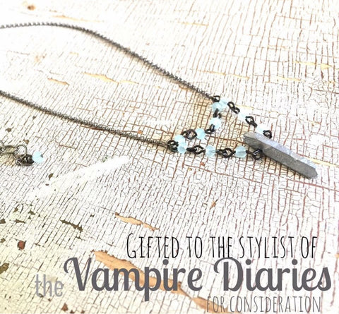 vampire diaries necklace