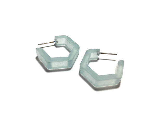 ice hex hoops