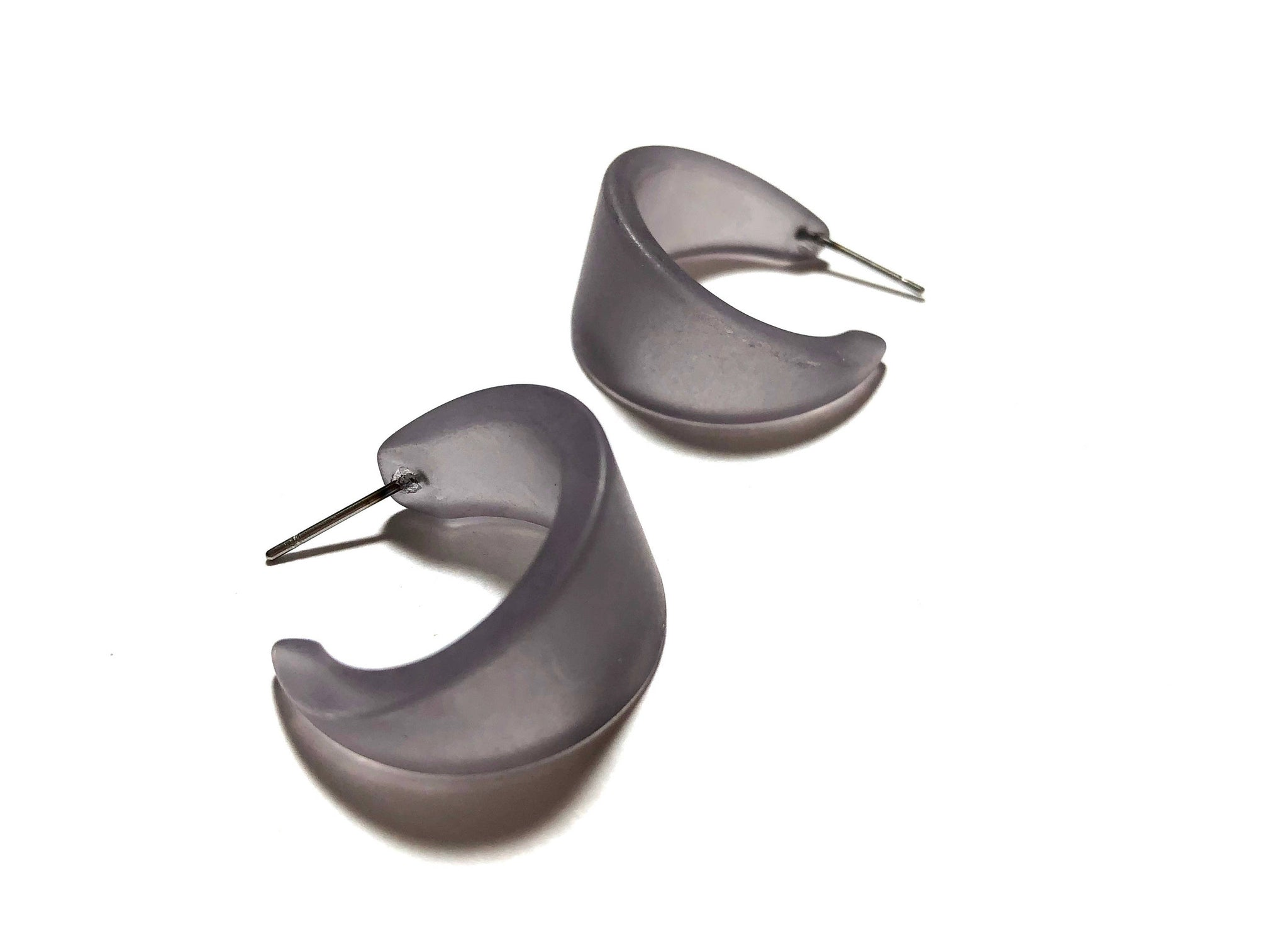 small marilyn grey hoops
