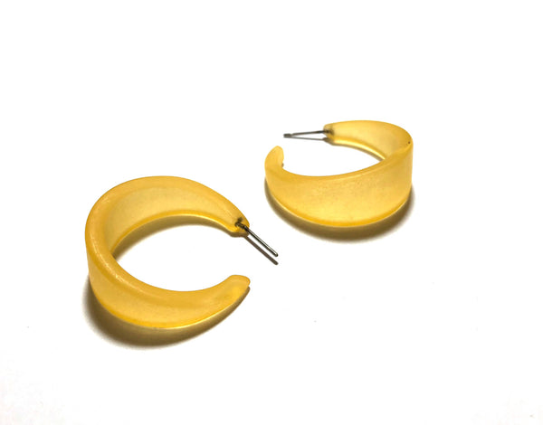 leetie marilyn hoops yellow