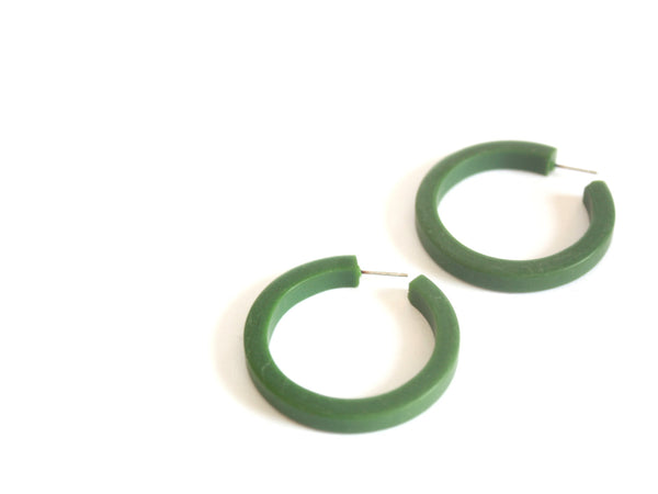 forest green classic hoops
