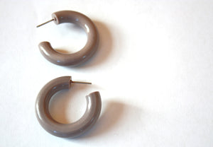 grey tube hoops