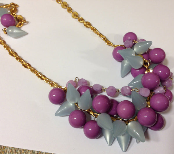 leetie statement necklace
