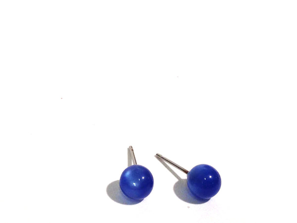 small moonglow earrings
