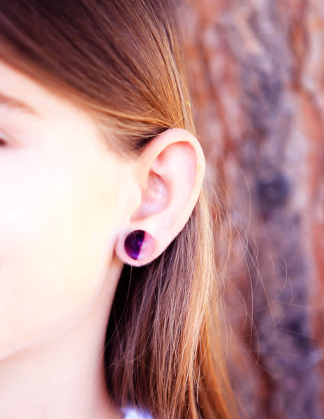 small moonglow studs