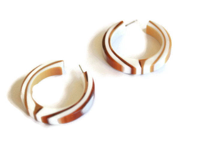 striped tortoise hoops