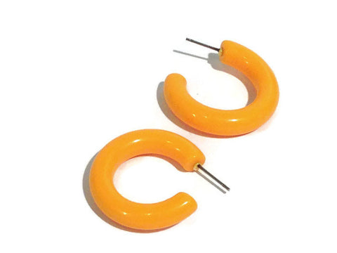 tangerine tube hoops