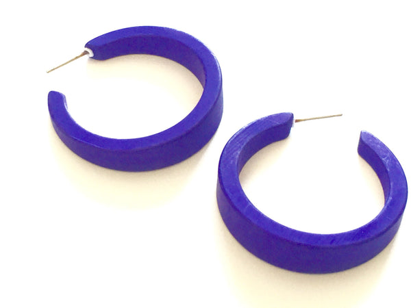 leetie blue lola hoops
