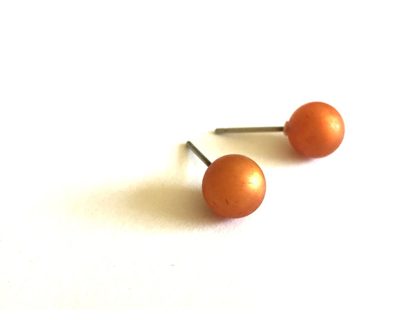 8mm copper studs