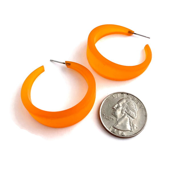 citrus orange hoops