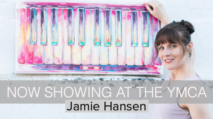 Instrumental: an exhibit by Jamie Hansen to benefit the Anderson YMCA