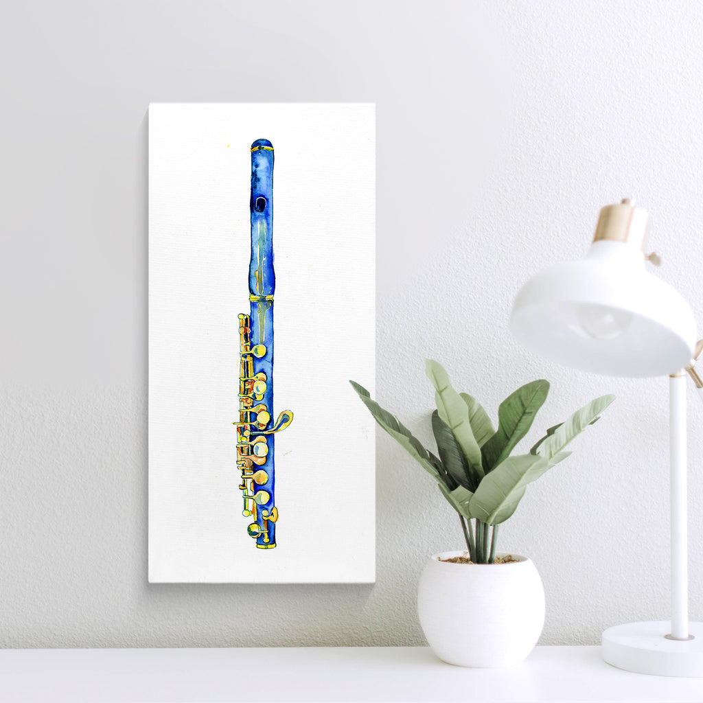woodwinds wall art