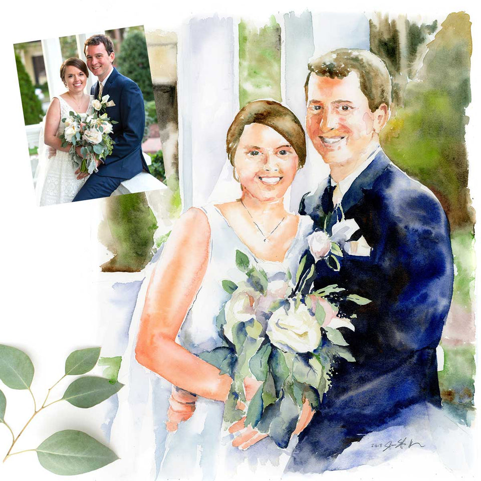 Painting from your photo