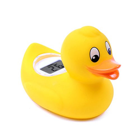 TensCare Digi Duckling Digital Water Thermometer/Bath Toy - BETTIKE.com