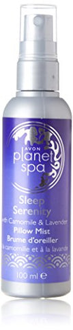 Avon Planet Spa Sleep Serenity Pillow Mist 100 ml - Pack of 3 - BETTIKE.com