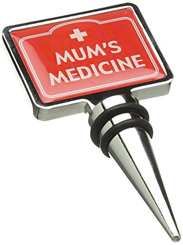 Boxer Gifts  Mum's Medicine Novelty Wine Bottle Stopper - BETTIKE.com