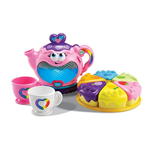 LeapFrog Musical Rainbow Tea Party - BETTIKE.com