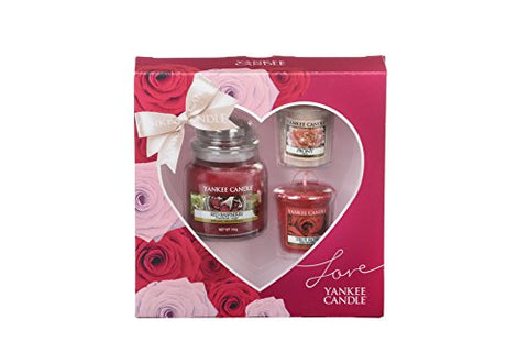 Yankee Candle Heart shaped giftset for Mother's Day or Easter