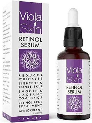 PREMIUM Retinol Face Serum with Hyaluronic Acid & Vitamin E