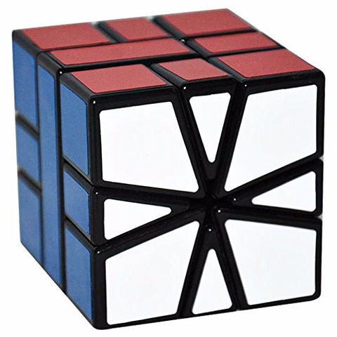 Special-shaped Puzzle Cube,LSMY Bizarre Baffling Twist Cubes Toy, Black