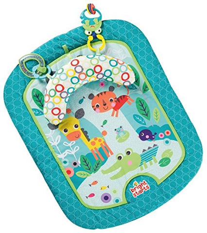 Bright Starts Tummy Mat Refresh Rattles - BETTIKE.com
