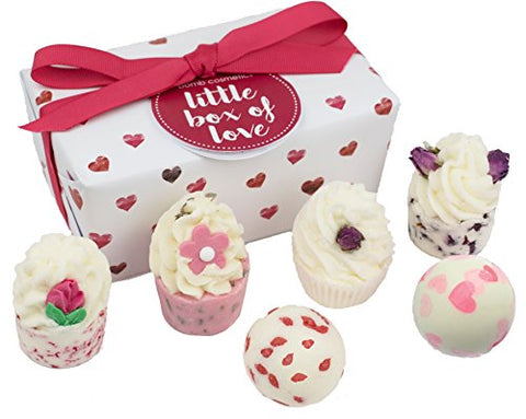 Bomb Cosmetics Little Box of Love Gift Pack [Packaging may vary] - BETTIKE.com