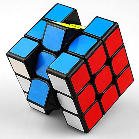 Rubiks Cube, Magic Cube Holiday Gift (3*3*3White)