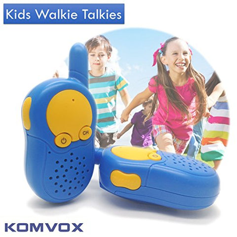 Kids Walkie Talkie Electronic Detective Spy Science Toys - BETTIKE.com
