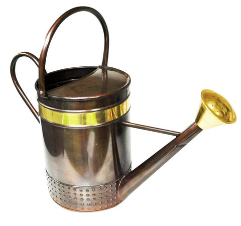 Kingfisher 5LVintage Style Metal Watering Can