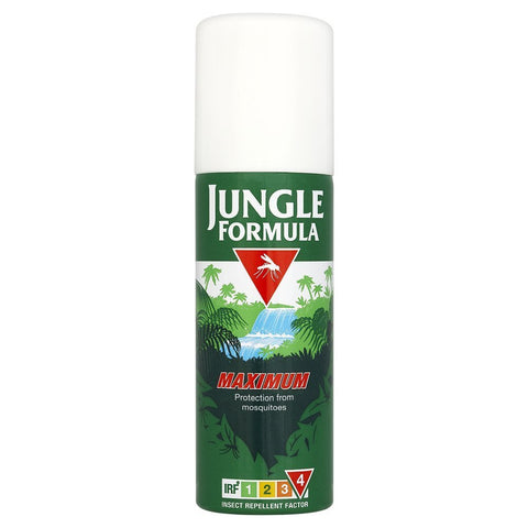 Jungle Formula Maximum Aerosol Insect Repellent, 150ml