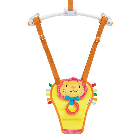 Munchkin Bounce and Play Baby Door Bouncer (Lenny the Lion)
