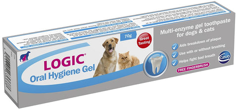 LOGIC Oral Hygiene Gel for Dogs & Cats